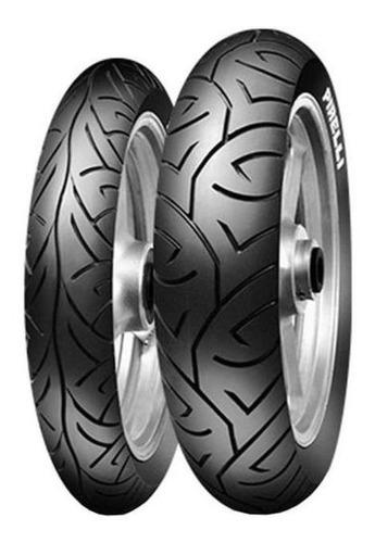 Par Pneus Pirelli Sport Demon 110+140 Cb250 Twister 16-20