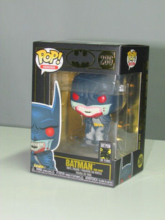 Funko Pop Batman Red Rain