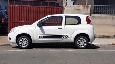 Fiat Uno 1.0 Vivace Flex 8v 2p 2015 - Direto Proprietário