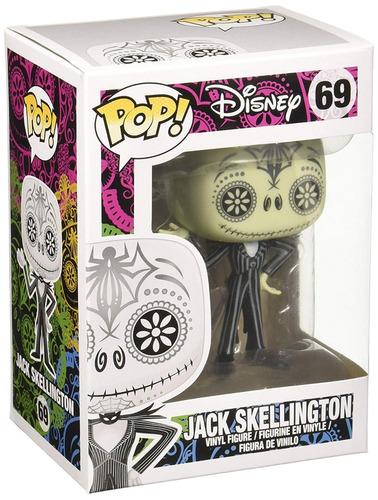 Funko Pop Jack  Sally Tim Burton Nightmare Before Christmas