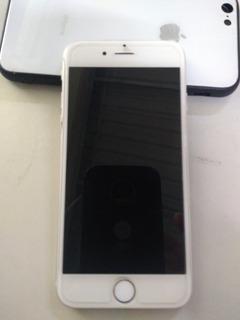 Celular iPhone 6 Com 64 Gh , Prata + 5 Capinhas