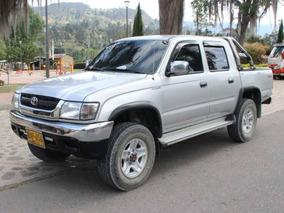 Toyota Hilux 4x4 2004