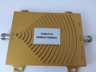 Repetidor Celular Dual Band 70db Gsm 850 & 1800mhz