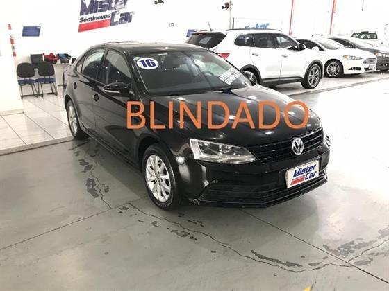 Volkswagen Jetta 1.4 Tsi Trendline Tiptronic Blindado