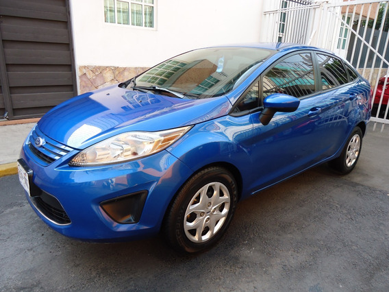 Ford Fiesta S 2011 Estandart
