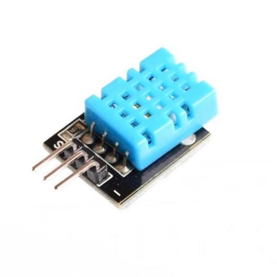 Módulo Sensor De Umidade E Temperatura Dht11 Ky015