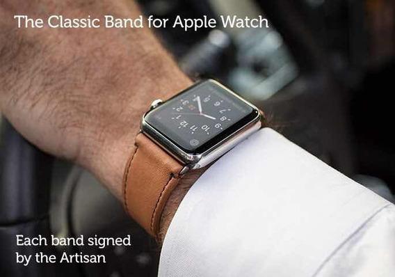 Correa De Piel Apple Watch