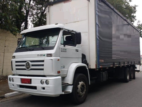 Volkswagen Vw 17250 6x2 2010 Sider Mb/volvo/iveco/ford/scan