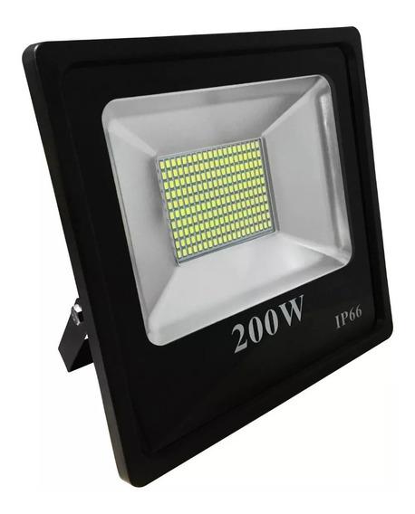 Refletor Holofote 200w Led Bivolt Prova D