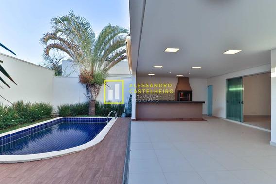 Casa De Condomínio Com 4 Dorms, Parque Campolim, Sorocaba - R$ 2.5 Mi, Cod: 257 - V257