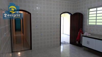 Casa Residencial À Venda, Jardim Renata, Santo André. - Ca0658