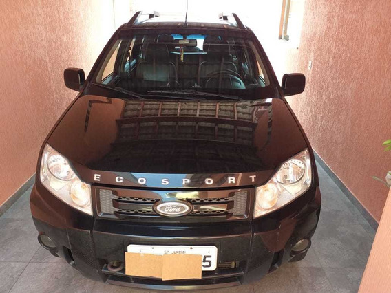 Ford Ecosport Xlt 2.0 Automática Flex Completa