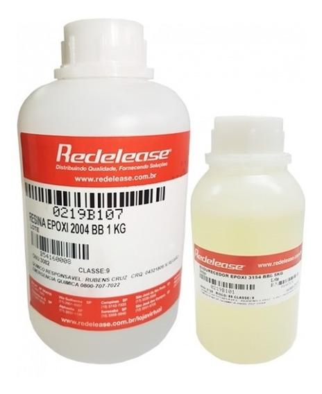 Resina Epoxi 2004 Com 1,5 Kg + Um Pigmento Perolado Br 15gr