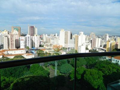 Cobertura Com 3 Dormitórios À Venda, 228 M² Por R$ 1.500.000 - Bosque - Campinas/sp - Co0107