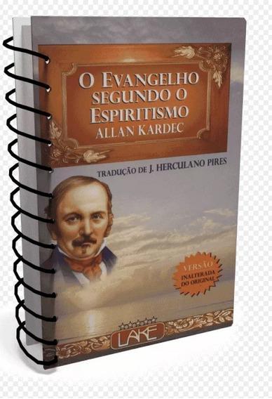 Evangelho Segundo O Espiritismo (o) Espiral Normal Ed.lake