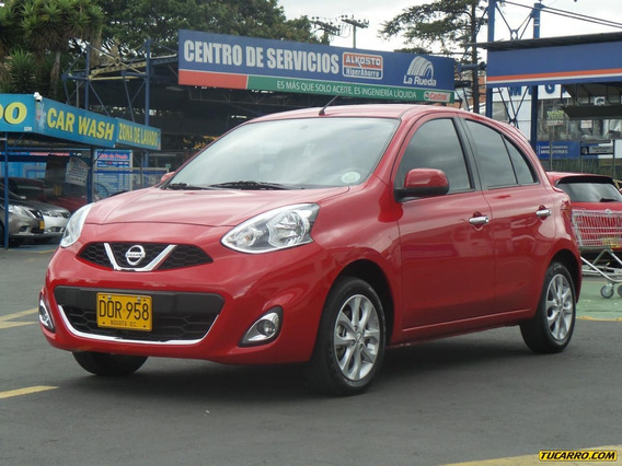 Nissan March 1600c
