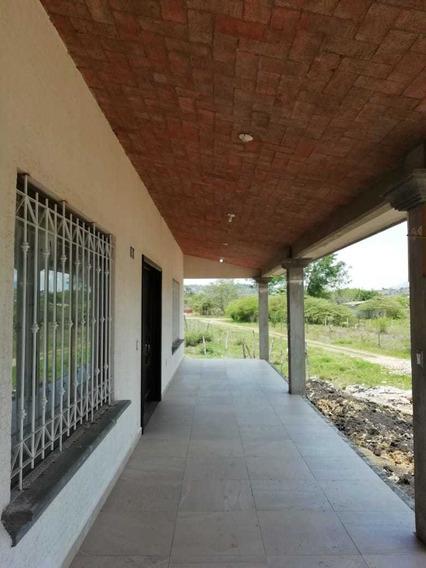 Casa En Valle Bonito, San Fernando, Chiapas.
