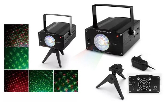 Defeito Para Peça Projetor Holográfico Powerpack Lasr502