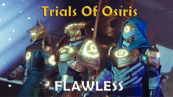 Desafio De Osiris - Todas As Vitórias - Ps4