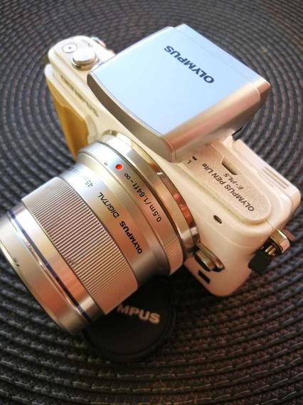 Camera Olympus Epl-5 Com Lente 45mm 1.8