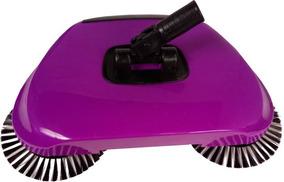 Vassoura Magica 3 Escovas Cabo Inox Articulado