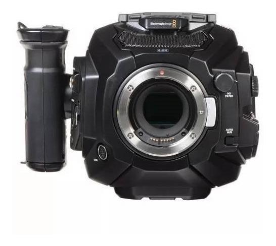 Blackmagic Camera Mini Ursa 4,6k Ef Corpo