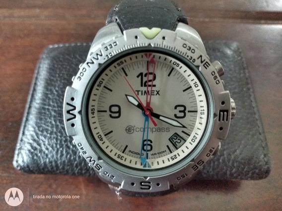 Timex 40721 Expedition compass. Impecável.