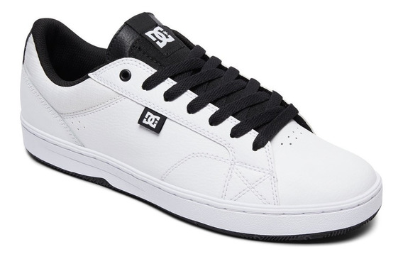 Zapatillas Dc Shoes Mod Astor Blanco! Coleccion 2019!!!