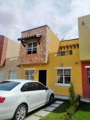 Casa En Real Toledo, Privada Gila, Pachuca, 3 Habitaciones!!