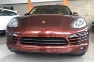 Porsche Cayenne Europeo