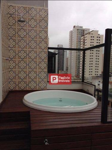Cobertura À Venda, 87 M² Por R$ 1.000.000,00 - Saúde - São Paulo/sp - Co0553