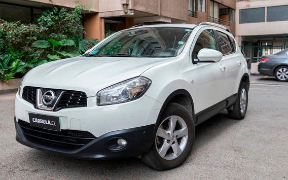 Nissan Qashqai 4x2 Con Barra ¡único Dueño! Impecable