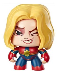 Marvel Figura Mighty Muggs Cambia Rota La Cara Hasbro 10cm