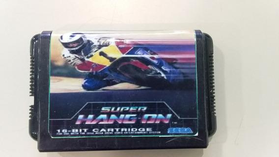 Jogo Mega Drive Super Hang On Original Frete Grátis