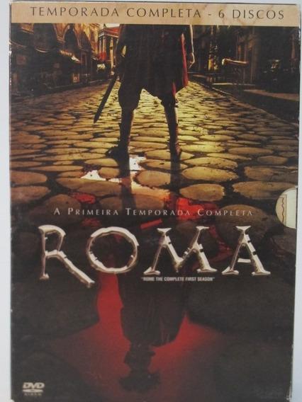 Série Roma - Primeira Temporada Completa - 6 Discos