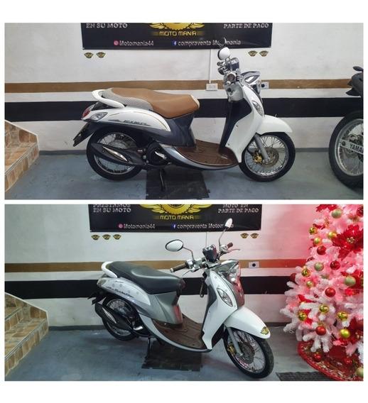 Yamaha Fino 115 Mod 2015 Al Día Traspaso Incluido