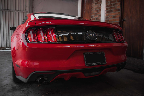 Ford Mustang 5.0l Gt V8 Mt 2015