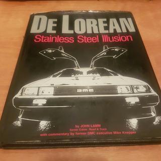 Libro De Lorean Oferta 3greens Auto Volver Al Futuro