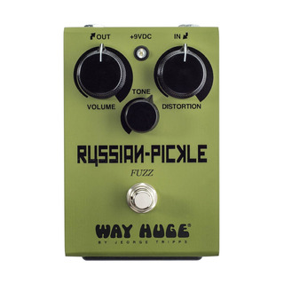 Pedal Way Huge Russian Pickle Fuzz Whe 408