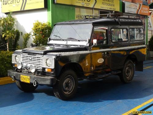 Land Rover Santana 2.500 Mt 4x4