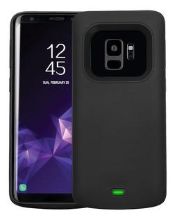 Capa Case Carregador Externa Bateria Samsung Galaxy S9 5.8