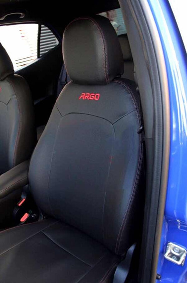 Capas De Couro Especifica Bancos Carro Fiat Argo/ Cronos