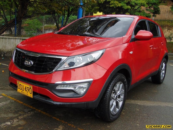 Kia New Sportage Lx At 2000 4x2