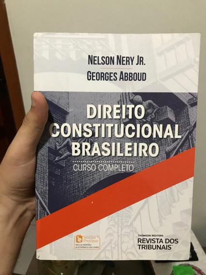 Direito Constitucional Brasileiro - Curso Completo