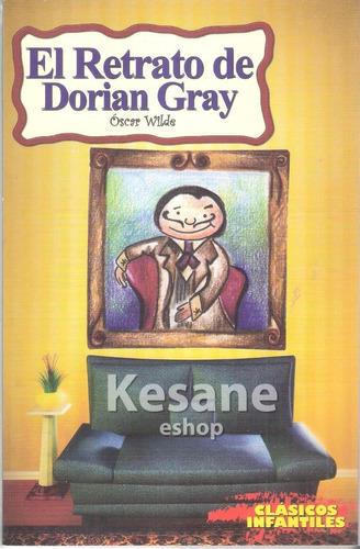 El Retrato De Dorian Gray Cuentos Infantiles Niños Primaria Mercado Libre