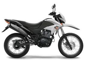 Moto Enduro Zanella Zr 150 Modelo 2018 0km Urquiza Moto9