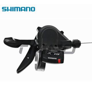 Set Manijas Shifters De Cambios Bicicleta Shimano Deore