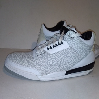 Air Jordan Retro 3 Usados Originales
