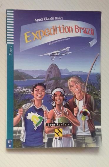 Livro Expedicao Brasil - Livro Com Cd De Audio