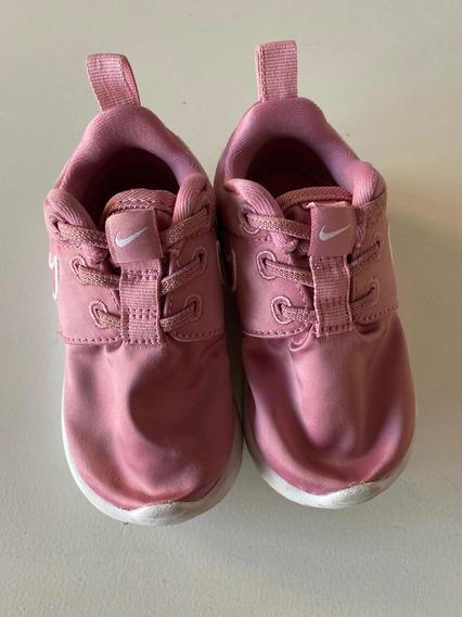Zapatillas Nike Originales Razo Rosa Us5c 11 Cm Jc